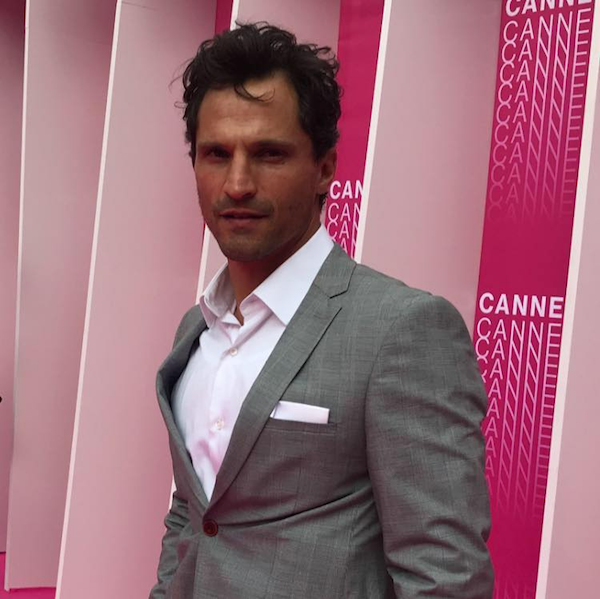 Actors Pulse alumni Dan Mor - Cannes Film Festival
