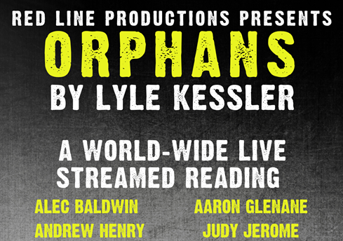 Orphans with Pulse Aaron Glenane and Alec Baldwin