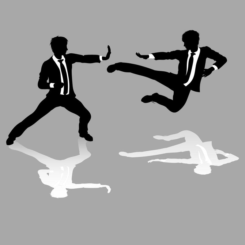 Movement Class - Fight Choreography