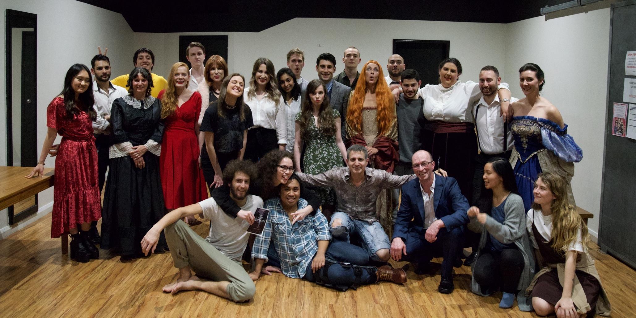 the actors pulse