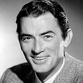 Meisner Trained Actor - Gregory Peck