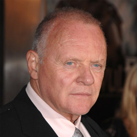 Meisner Trained Actor - Sir Anthony Hopkins